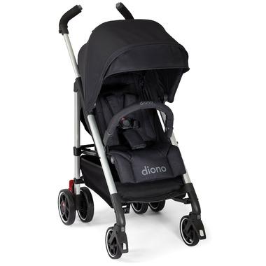 Diono Flexa Super-Compact City Stroller Black Midnight