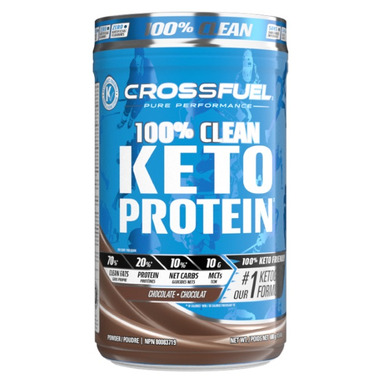 Crossfuel Keto Protein Chocolate