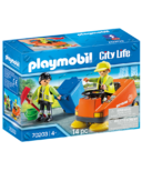 Playmobil Street Sweeper