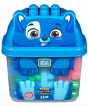 Mega Bloks First Builders Happy Puppy Bucket