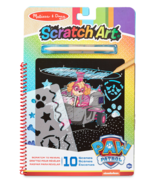 Melissa & Doug Paw Patrol Scratch Art Pad #2