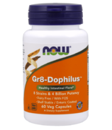 NOW Foods Gr8-Dophilus Probiotic Veg Capsules