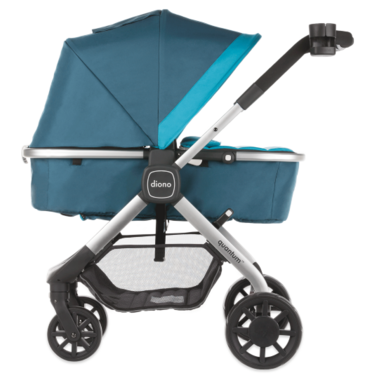 Diono Quantum Multi-Mode Stroller Travel System Teal