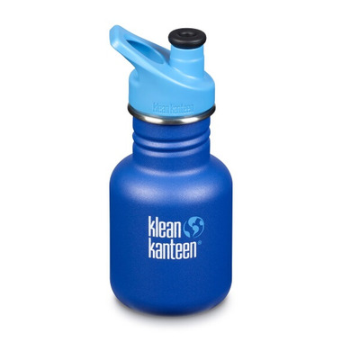 Klean Kanteen Kid Classic with Kid Sport Cap Surfs Up