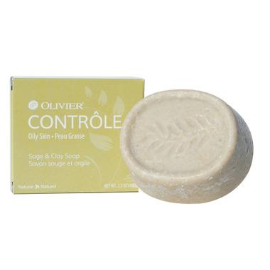 Olivier Contrôle Soap Sage & Clay