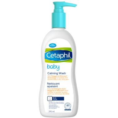 Cetaphil Baby Calming Wash