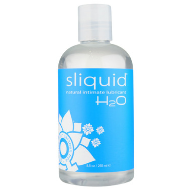 Sliquid H2O Natural Intimate Lubricant