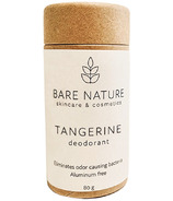 Bare Nature Products Deodorant Tangerine Compostable