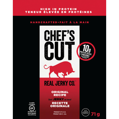 Chef\'s Cut Beef Jerky Original Recipe
