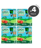 GoGo squeeZ Organic Apple Bundle