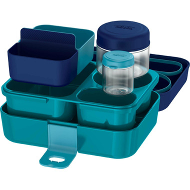 Thermos FUNtainer Food Storage System Navy