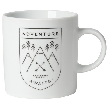 Danica Studio Adventure Awaits Short Mug