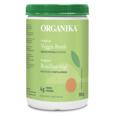 Organika Veggie Broth Protein