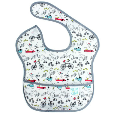 Bumkins Superbib Urban Bird