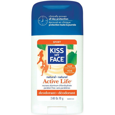 Kiss My Face Active Life Deodorant