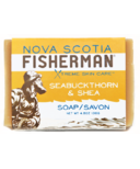 Nova Scotia Fisherman Seabuckthorn & Shea Soap