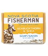 Nova Scotia Fisherman Seabuckthorn & Shea Soap