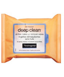 Neutrogena Deep Clean Oil-Free Make-up Remover Wipes