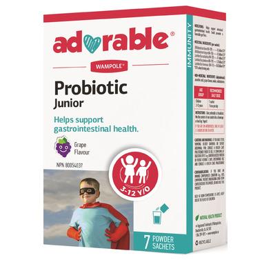 Wampole Adorable Probiotic Junior