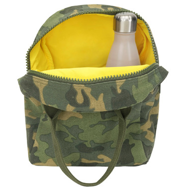 Fluf Zippered Lunch Camo