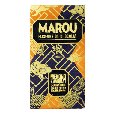 Marou 68% Kumquat Chocolate