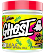 Ghost BCAA Sour Patch Kids Watermelon