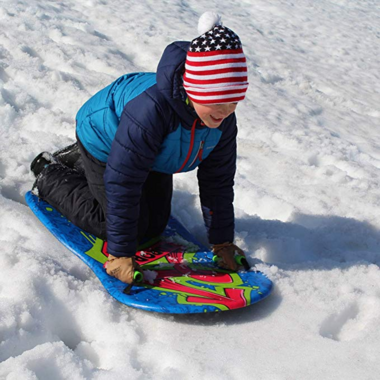Flexible Flyer Aurora Foam Sled