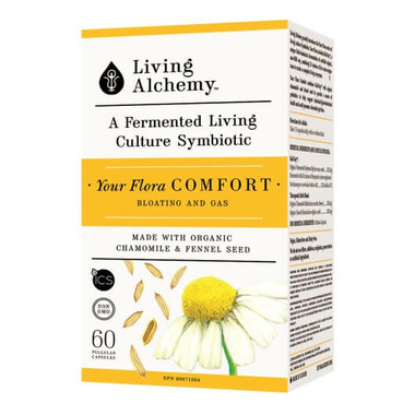 Living Alchemy Your Flora Comfort