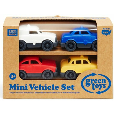 Green Toys Mini Vehicles Set