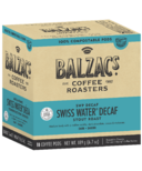 Balzac's Coffee Roasters Swiss Water Decaf Compostable Coffee Pod