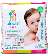 bloom BABY Senstive Wipes Bulk Bag