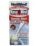 NeilMed NasaMist Gentle Mist Saline Spray