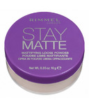 Rimmel London Stay Matte Loose Powder Transparent