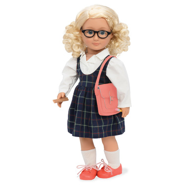Our Generation Perfect Score School Uniform Deluxe Outfit