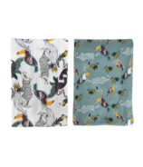 Nest Designs Bamboo Swaddle Blankies Jungle