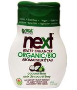 Next Remedies Organic Water Enhancer Coconut Lime