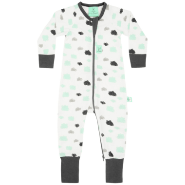 ergoPouch Layers Long Sleeve Onesie Clouds