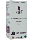 SURO Concentrated Elderberry Organic