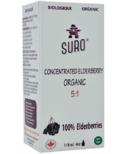 SURO Concentrated Elderberry Organic