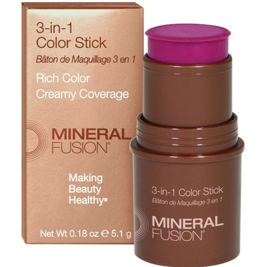 Mineral Fusion 3-In-1 Color Stick