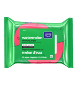 Clean & Clear Watermelon Facial Cleansing Wipes