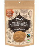 Cha's Organics True Cinnamon Ground