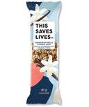 This Saves Lives Madagascar Vanilla Almond & Honey Bar