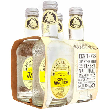 Fentimans Botanically Brewed Traditional Tonic Water