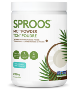 Sproos MCT Powder