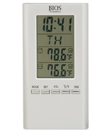Bios Indoor/Outdoor Wired Digital Thermometer