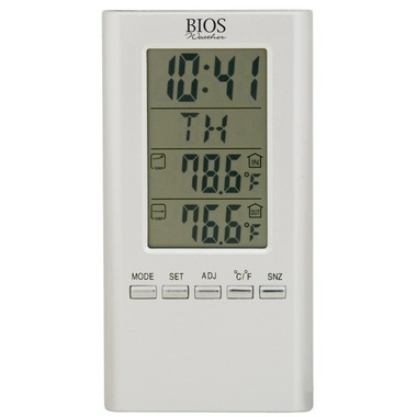 Buy Bios Indoor Outdoor Wired Digital Thermometer at Well.ca  a554060026da8