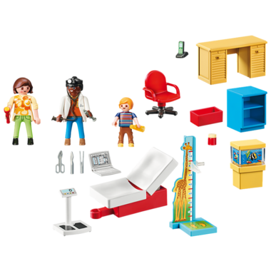 Playmobil Starter Pack Pediatrician\'s Office