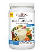 Nutiva Plant Based Protein Vanilla