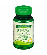 Nature's Truth High Potency B-Complex plus B-12